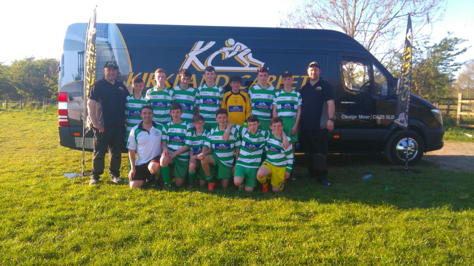 Sponsors of Cleator Moor Celtic Football Team